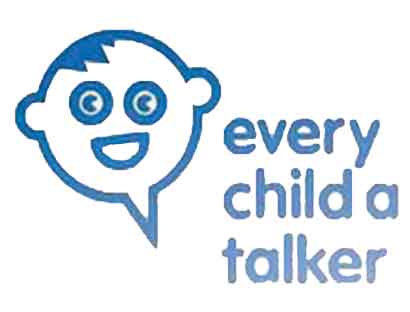 Every child a talker logo