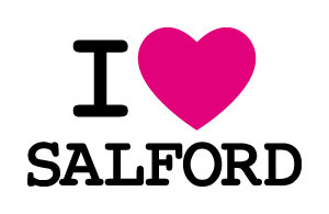I love Salford